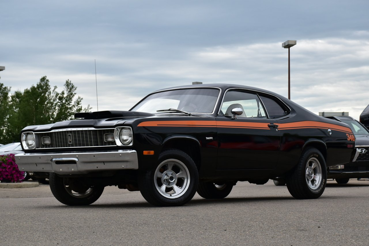 1975 plymouth duster 4 speed manual
