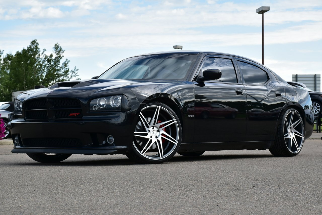 2010 dodge charger srt8 custom