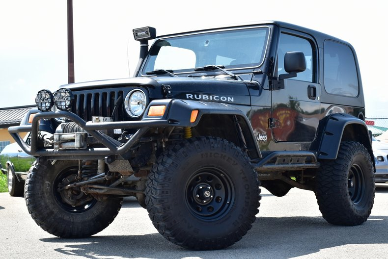 2003 Jeep Wrangler For Sale