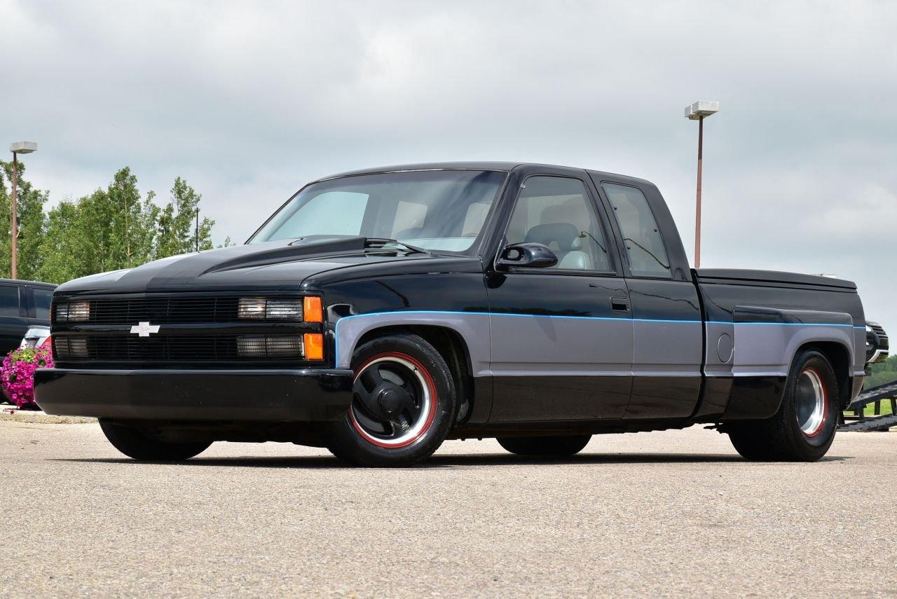 1993 chevrolet 1500 custom
