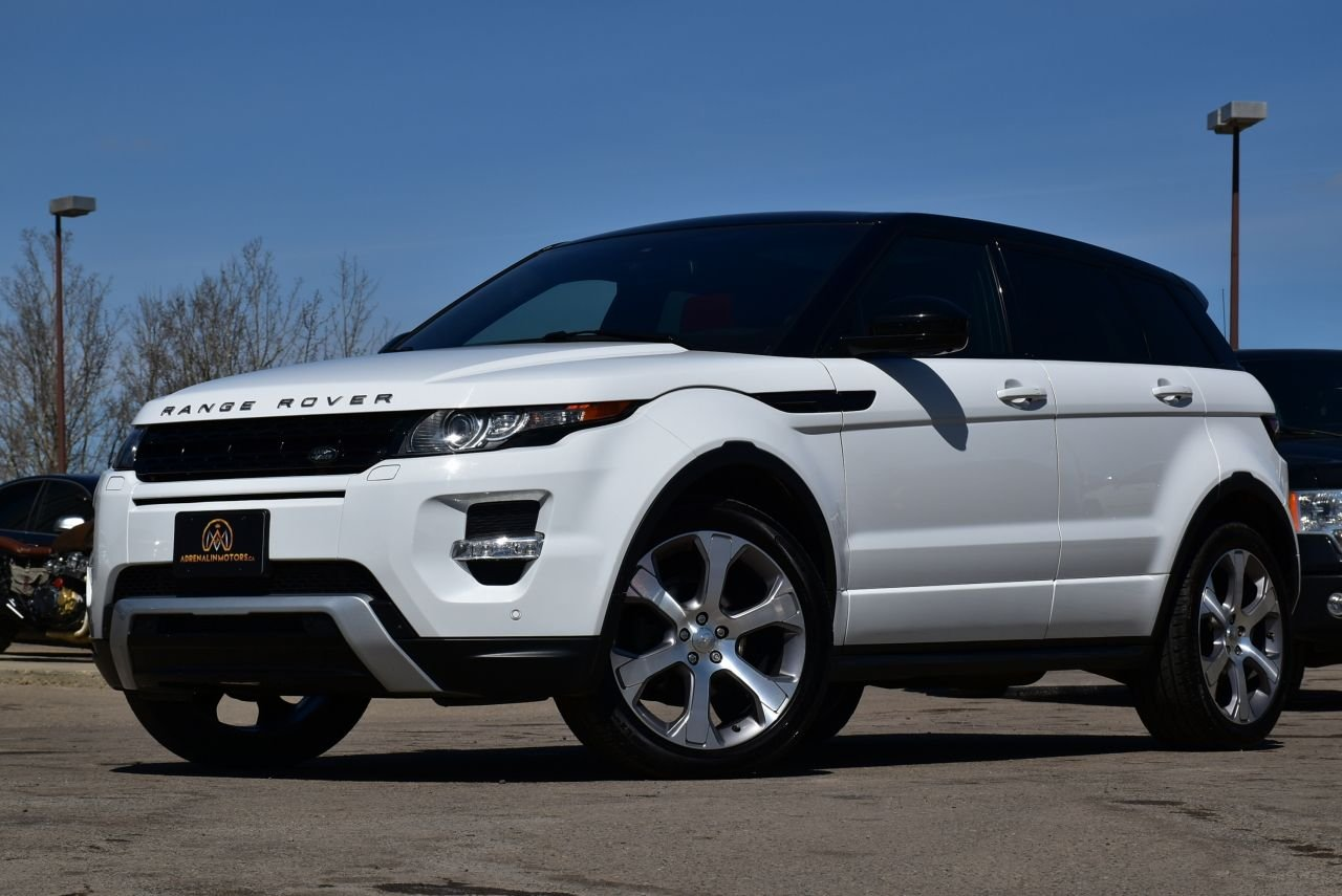 2014 land rover range rover evoque dynamic