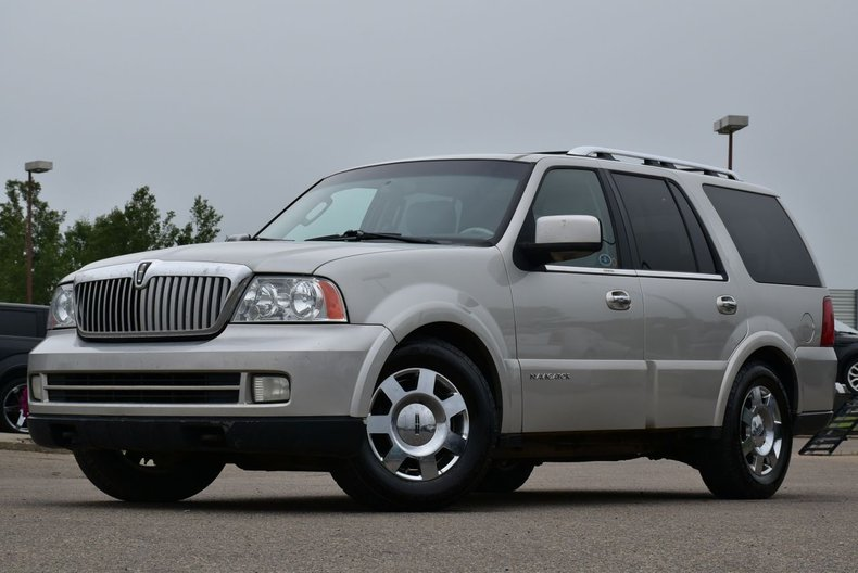 2006 lincoln navigator luxury package
