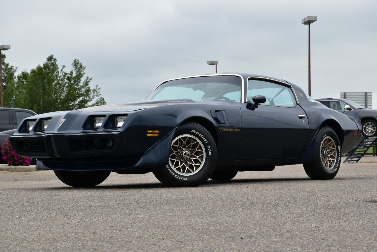 1980 pontiac trans am 4 9l turbo