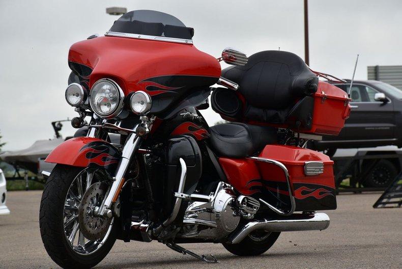 2010 Harley Davidson CVO Ultra Classic