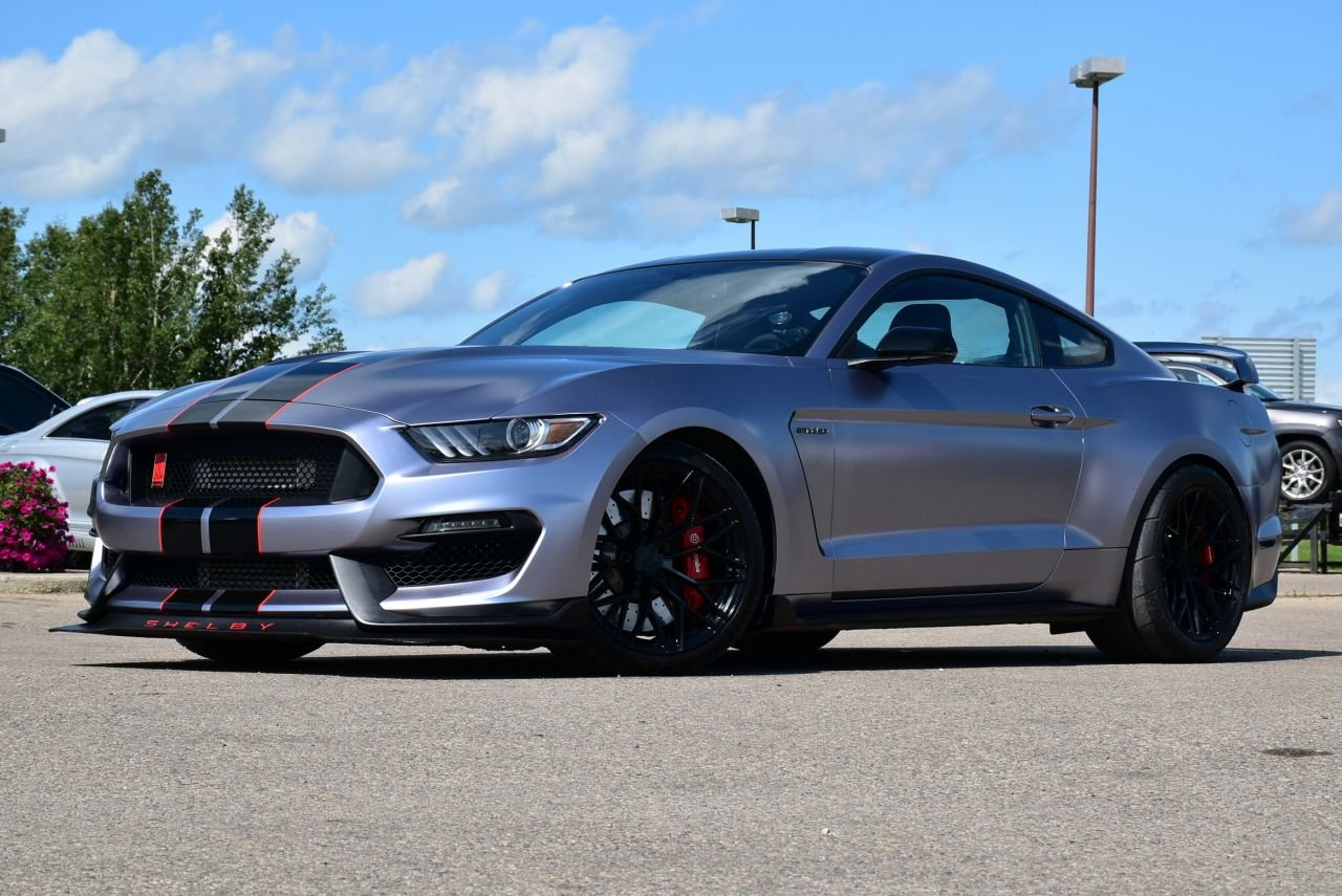 2016 ford mustang shelby gt350 tech package procharged