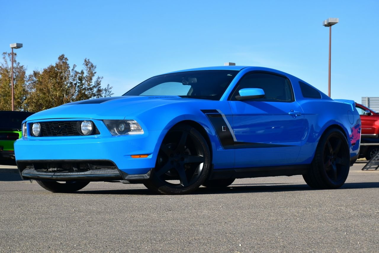 2010 ford mustang gt roushcharged