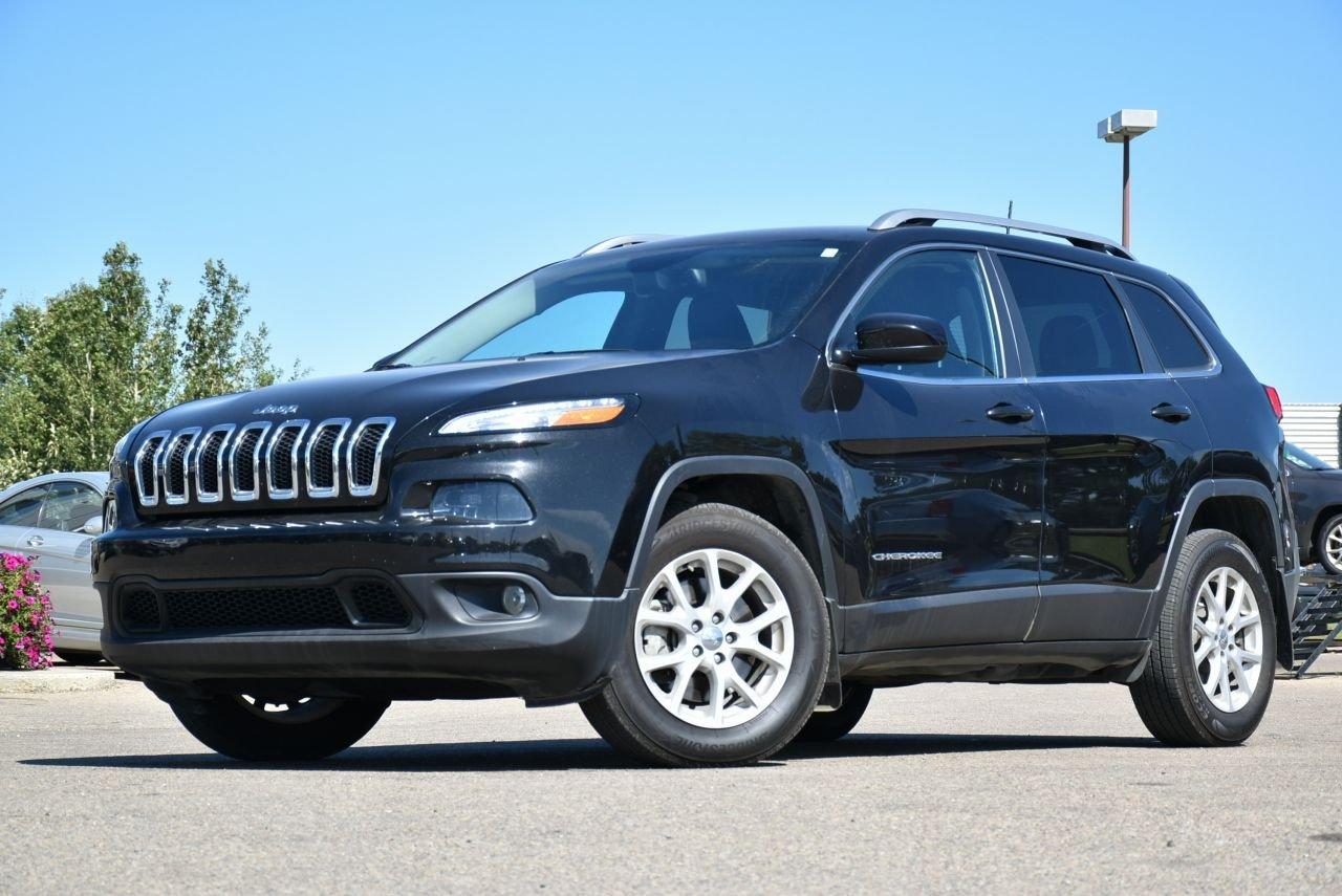 2016 jeep cherokee north awd