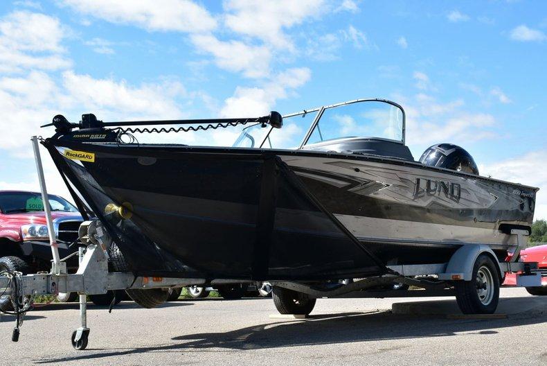 2015 Lund Impact XS 1850
