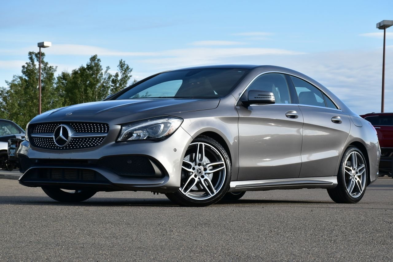 2018 mercedes benz cla 250 4matic coupe