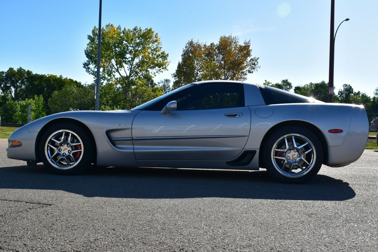 1997 chevrolet corvette targa top