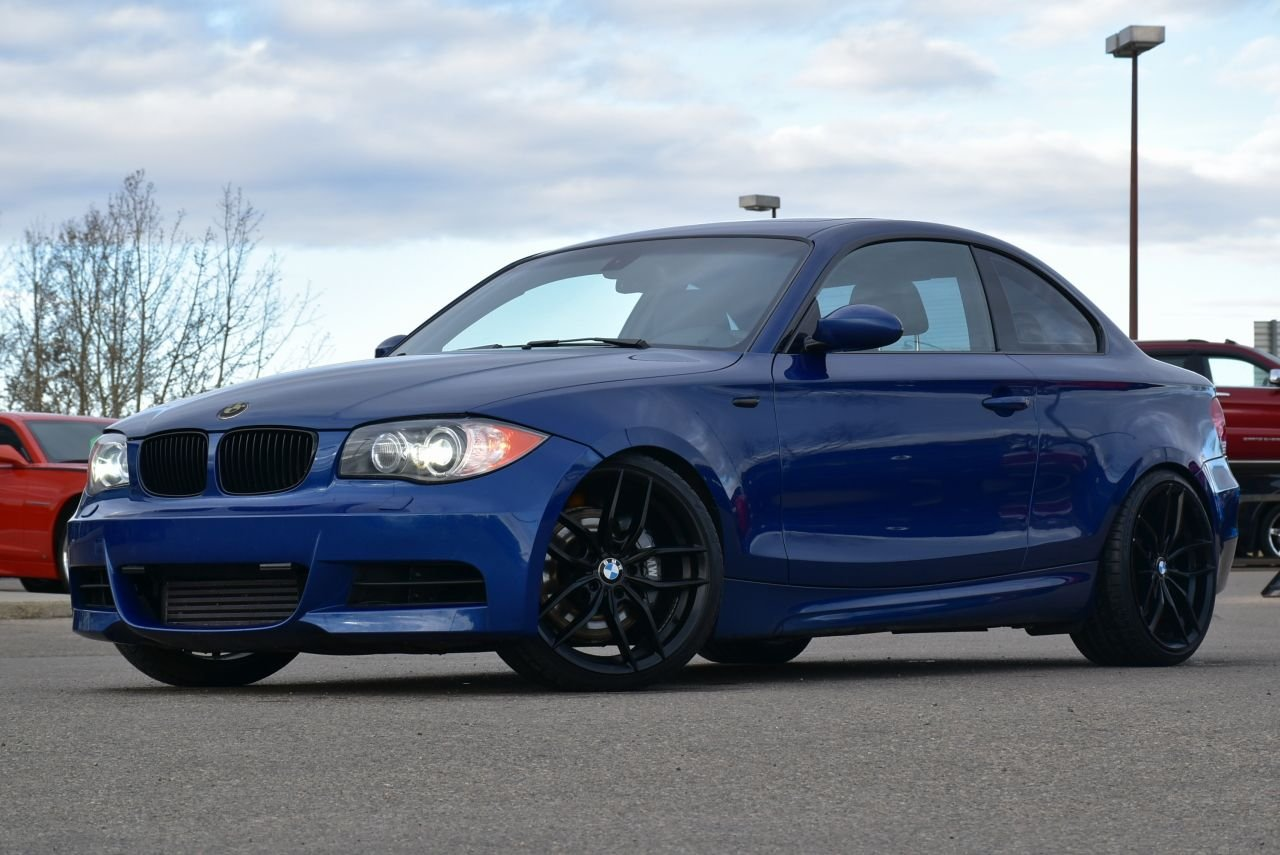 2008 bmw 135i twin turbo