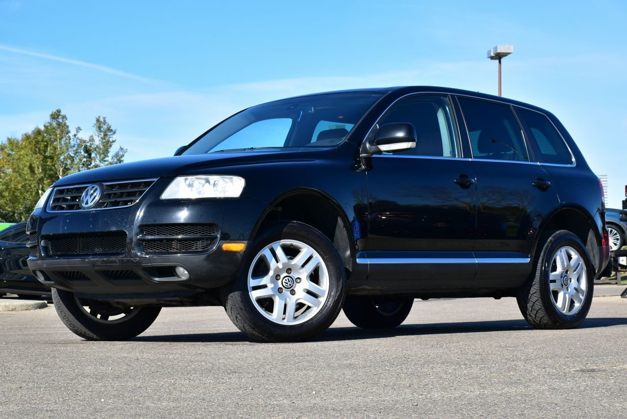 2006 volkswagen touareg 4 2l v8 loaded