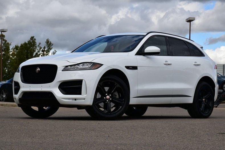 2017 Jaguar F Pace 35T R Sport >> 2017 Jaguar F Pace 35t R Sport Awd For Sale 177459 Motorious
