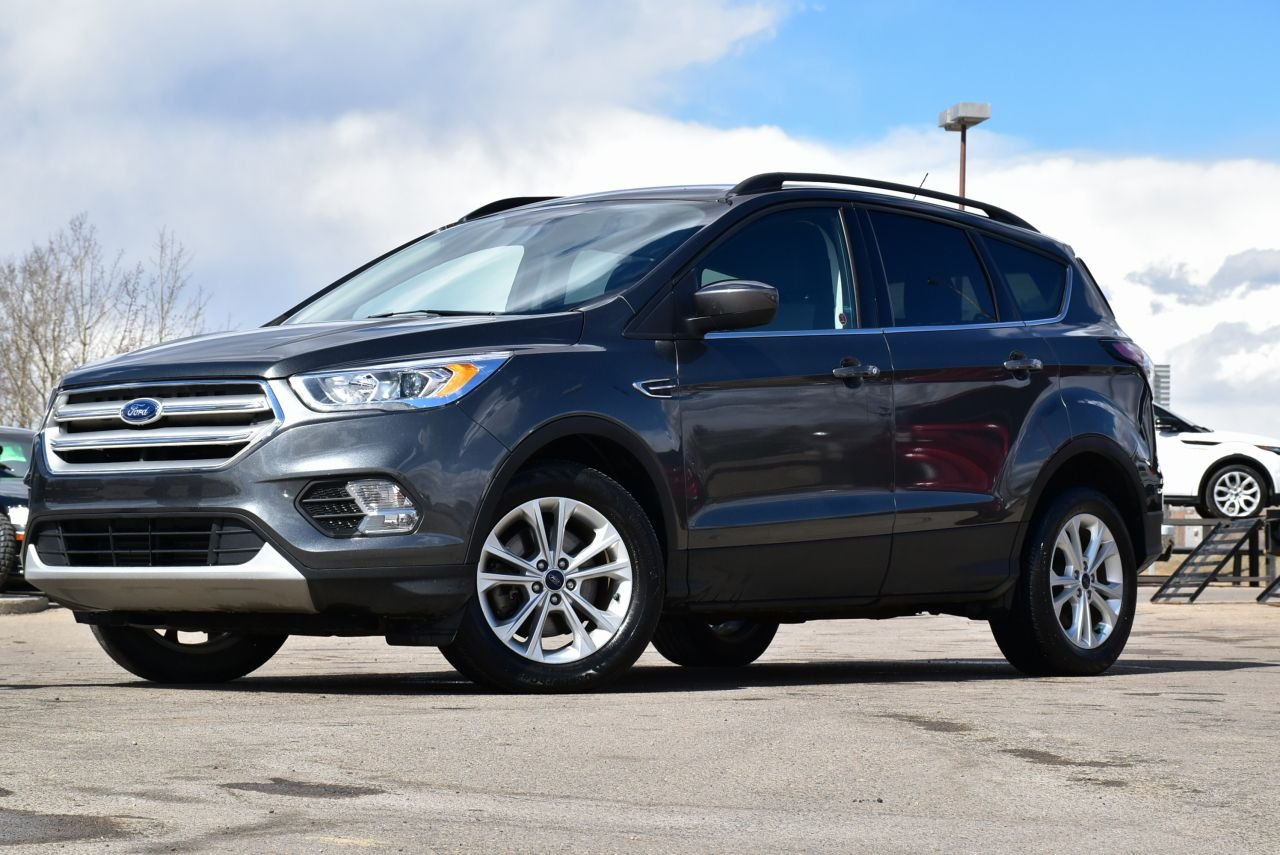 2017 ford escape se ecoboost awd