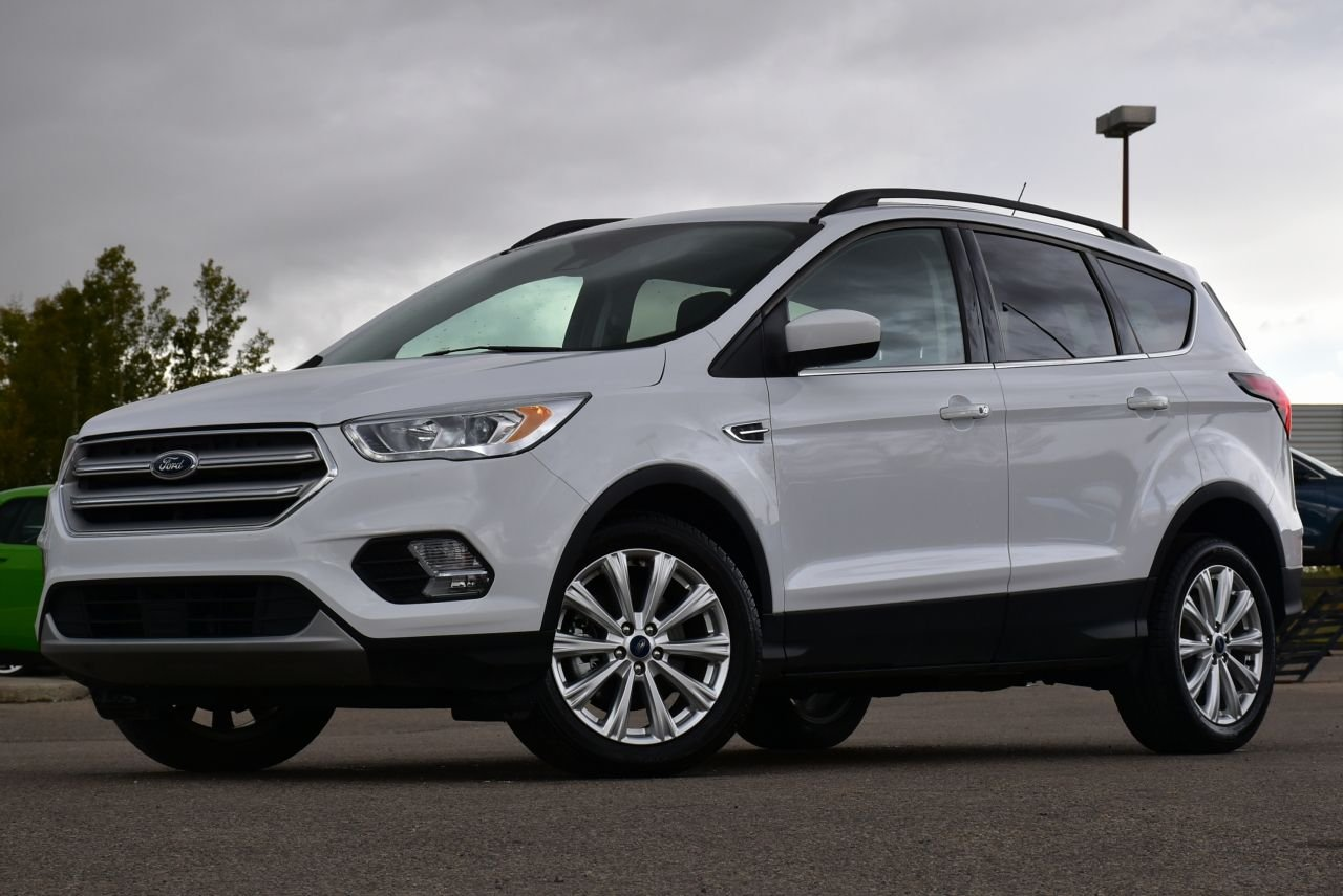 2019 ford escape sel ecoboost awd