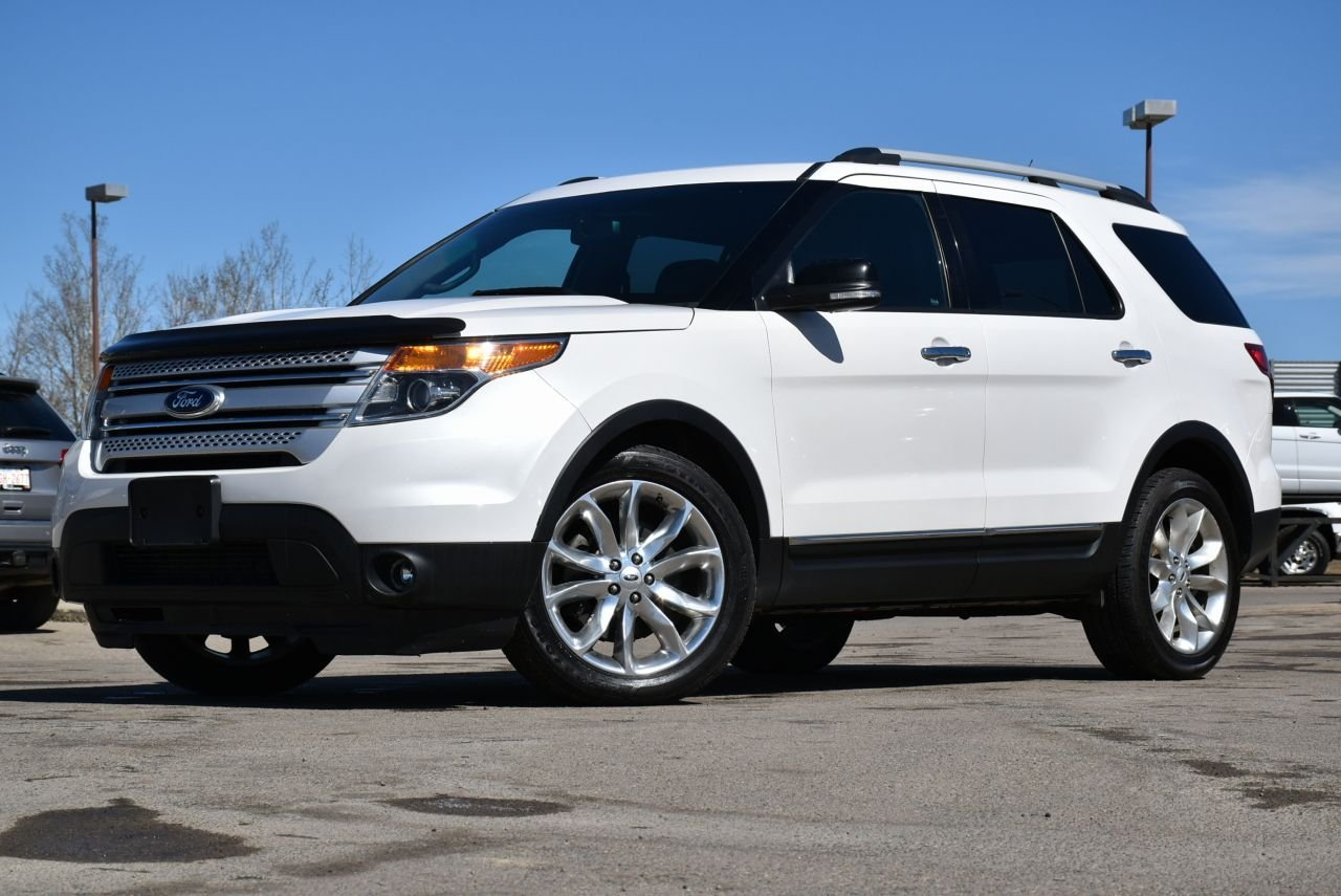 2014 ford explorer xlt awd loaded