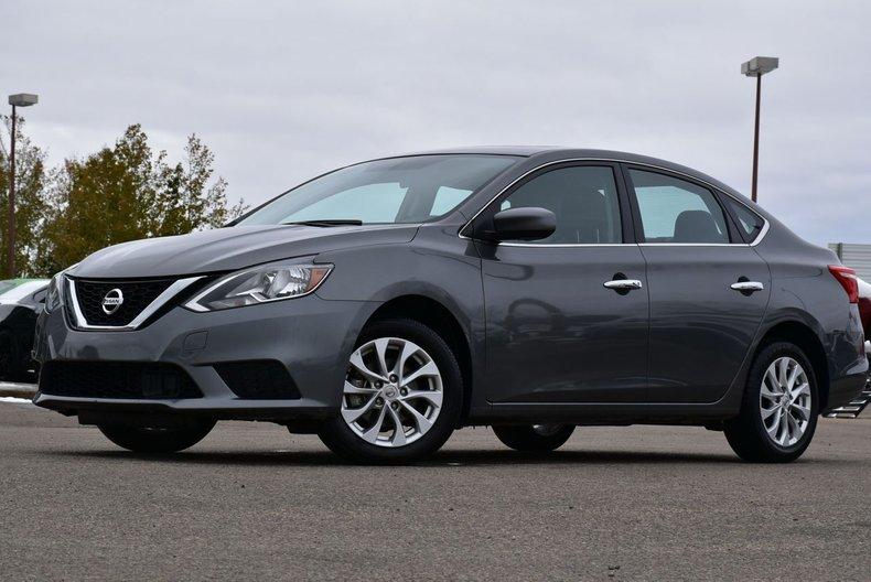 2019 Nissan Sentra For Sale