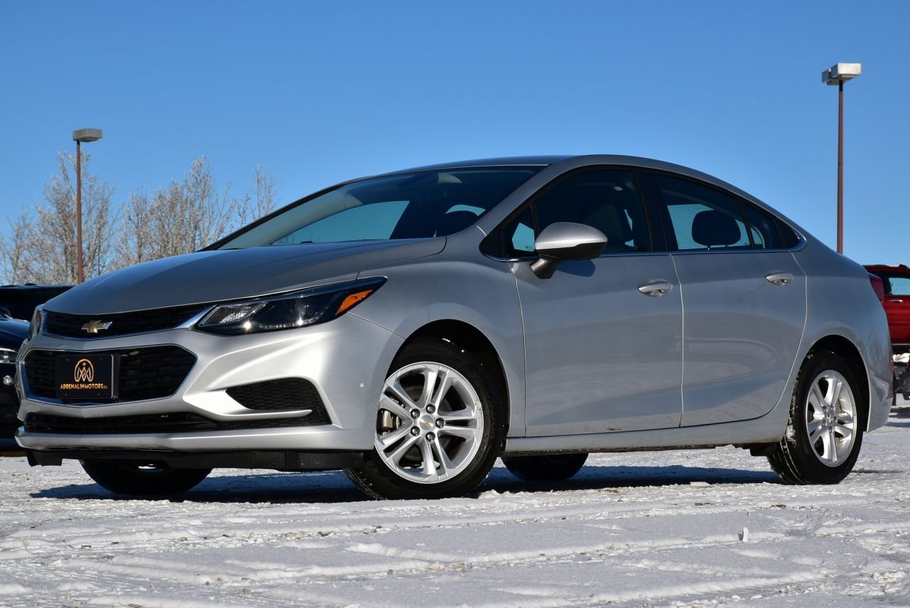 2018 chevrolet cruze lt heated seats turbocharged