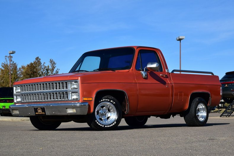 1982 Chevrolet C10 For Sale