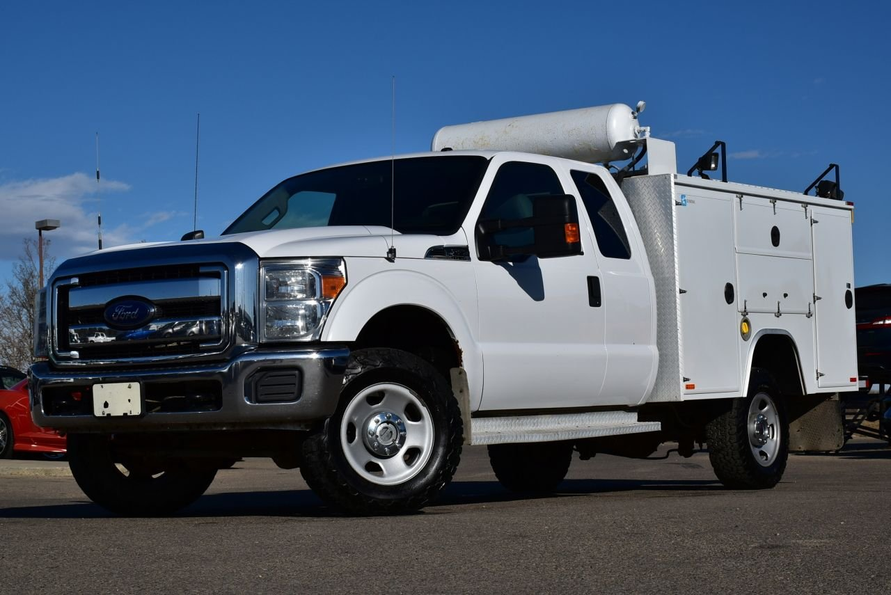 2013 ford super duty f 350 service truck special