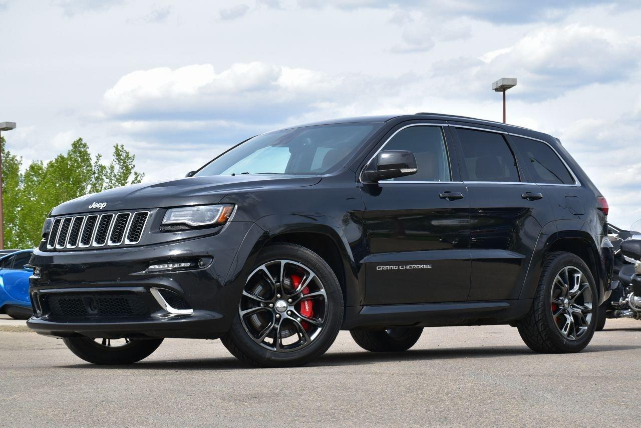 2014 jeep grand cherokee 470hp srt8