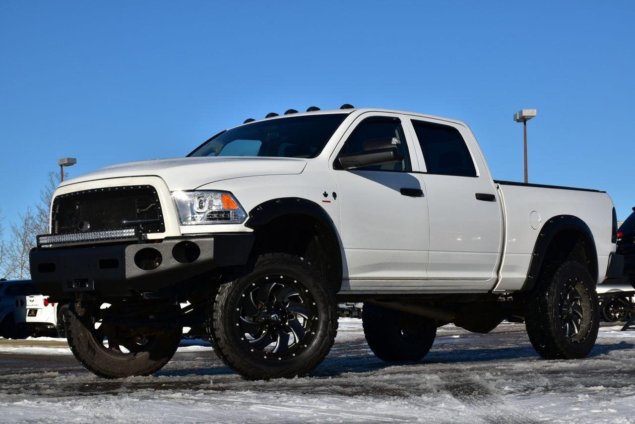 2010 dodge ram 2500 slt lifted