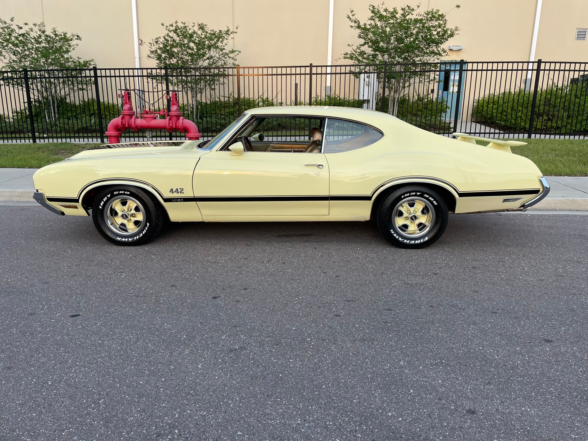 1970 oldsmobile 442 w 30 tribute