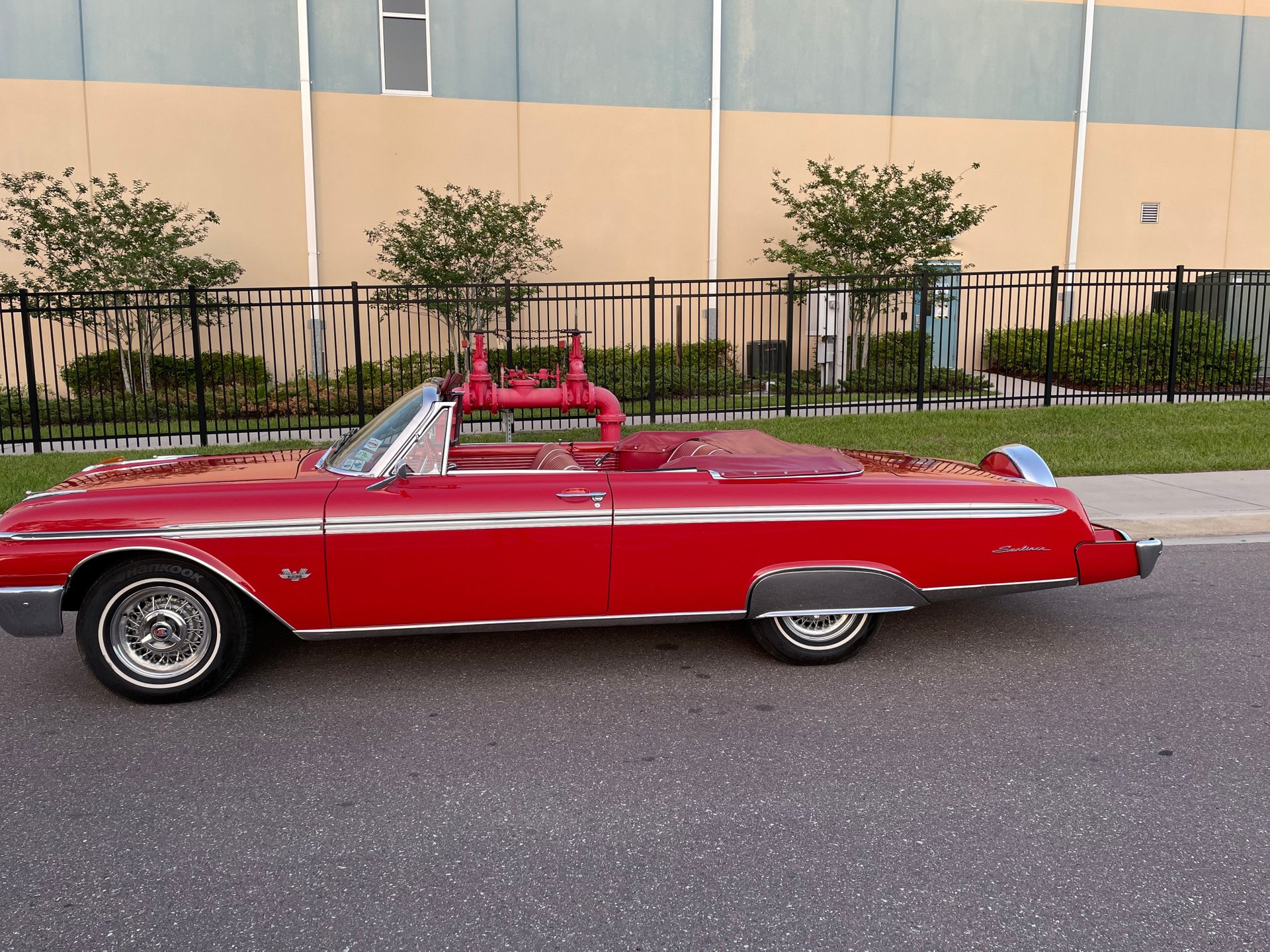 1962 ford sunliner