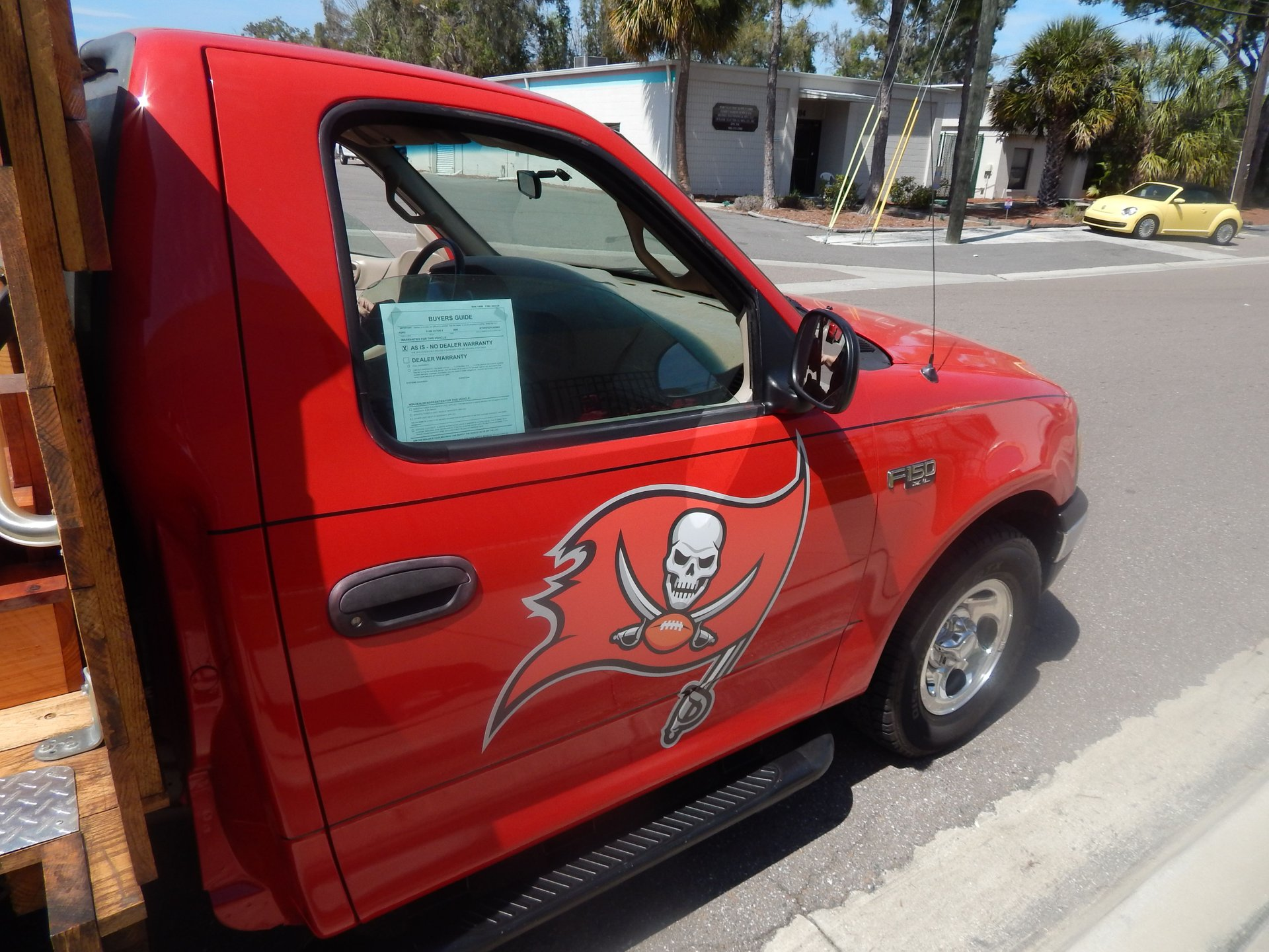 2000 ford buccaneer tailgate f150