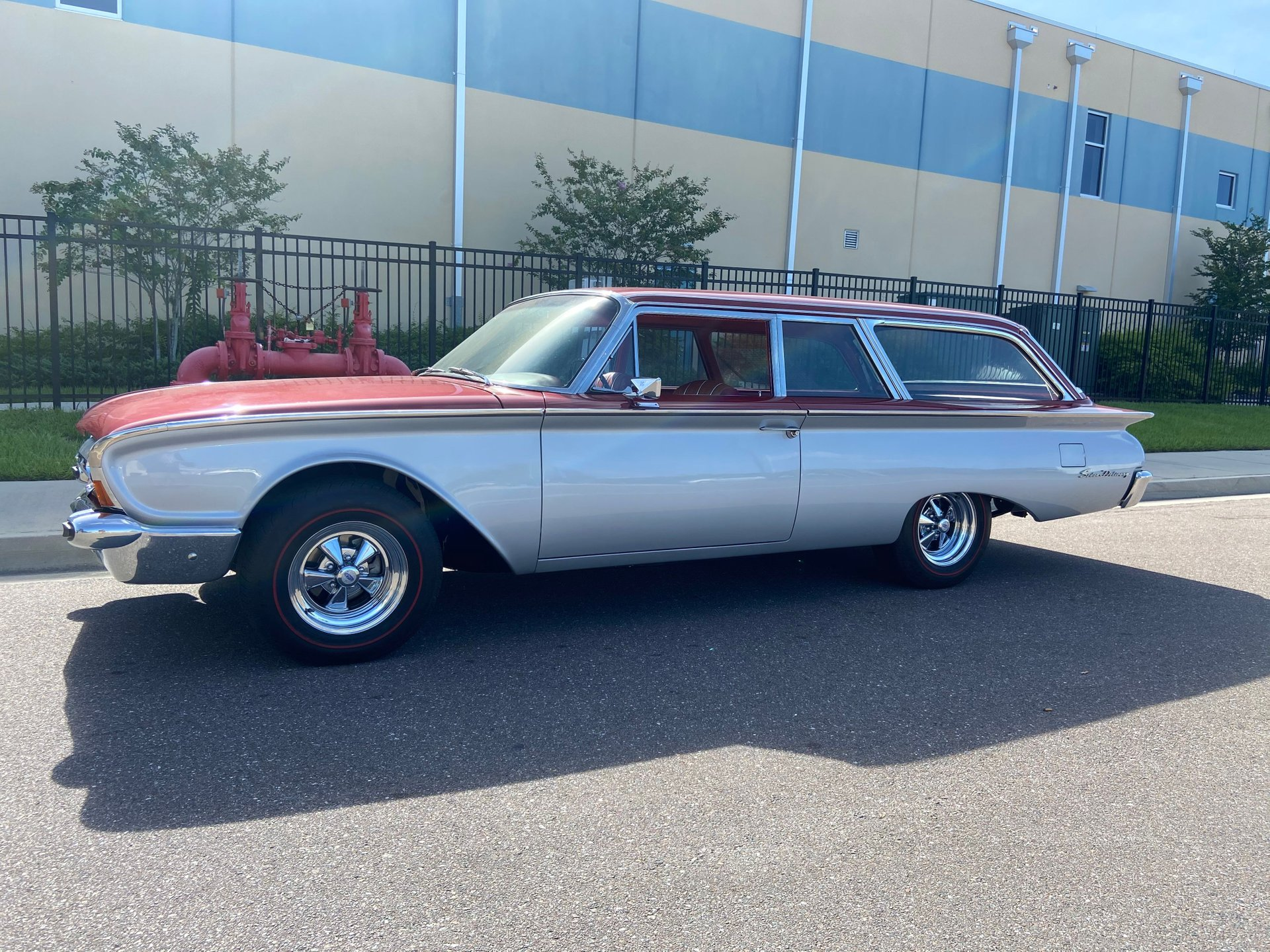 1960 ford sedan delivery ranch wagon