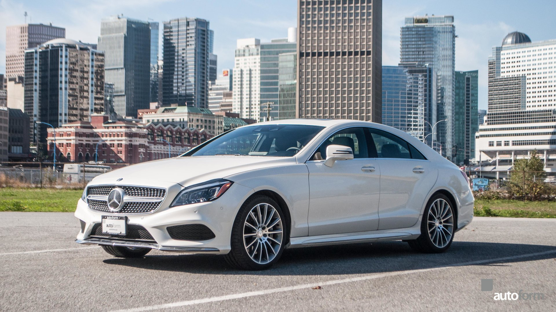 2016 mercedes benz cls550 4matic