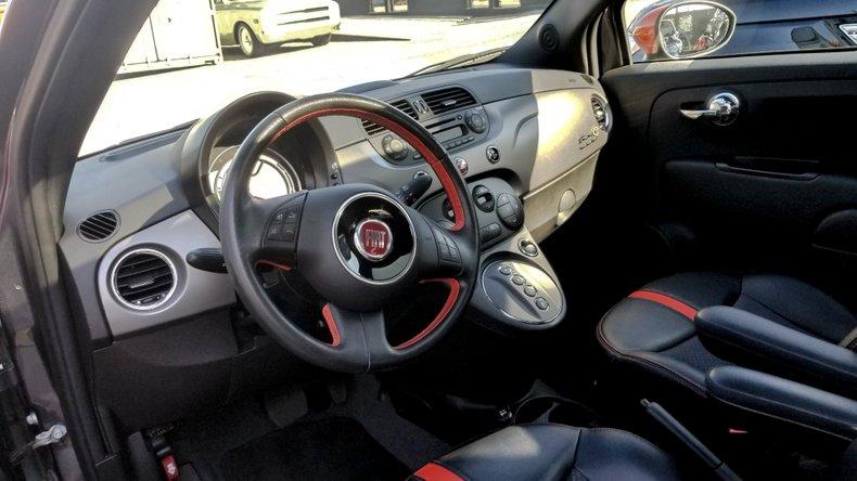 2014 Fiat 500E