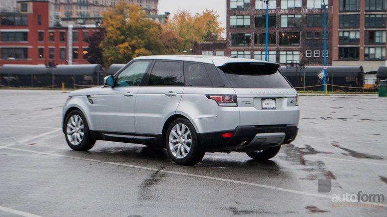 2014 Land Rover Range Rover Sport HSE V6