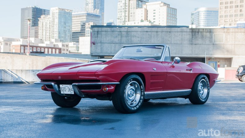 1964 Chevrolet Corvette Sting Ray Roadster