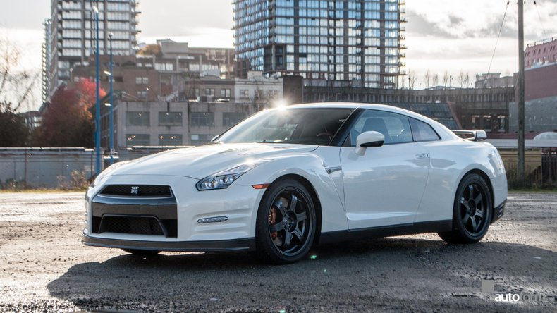 2016 Nissan GT-R Black Edition For Sale