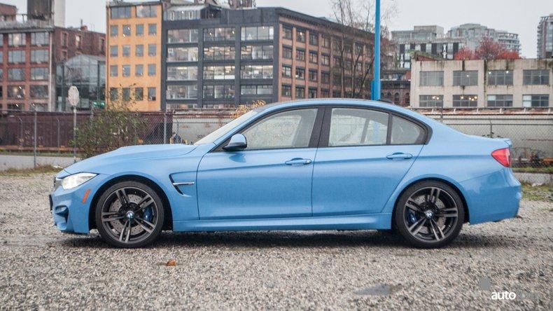 2015 BMW M3 MANUAL TRANSMISSION