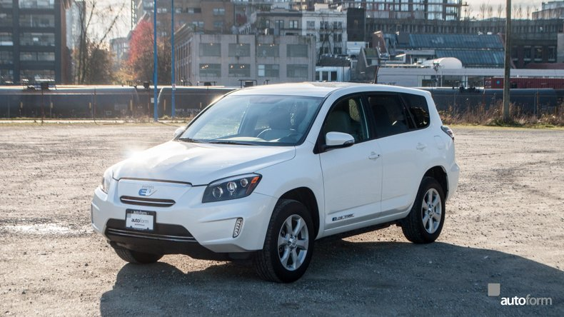 2013 Toyota RAV4 Electric For Sale