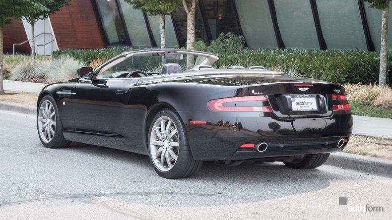 2005 Aston Martin DB9 Volante Cab