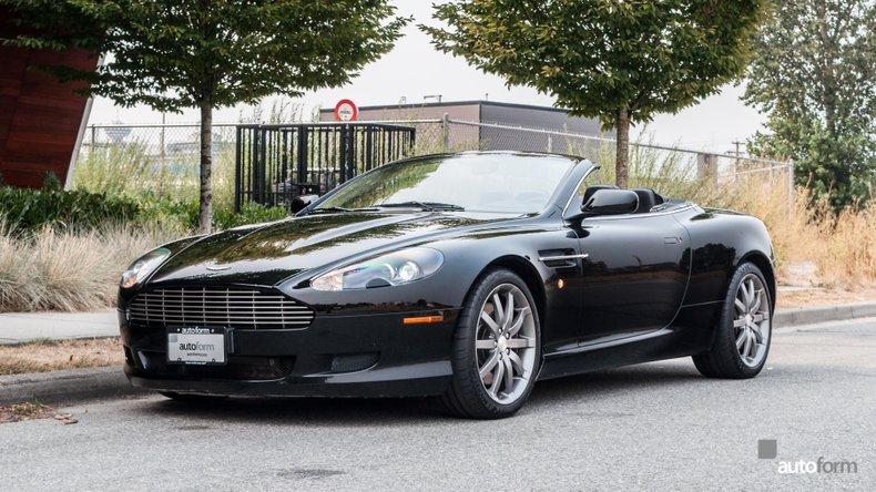 2005 Aston Martin DB9 Volante Cab For Sale