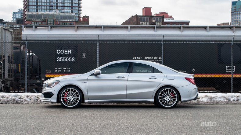 2016 Mercedes-Benz CLA45 AMG 4Matic