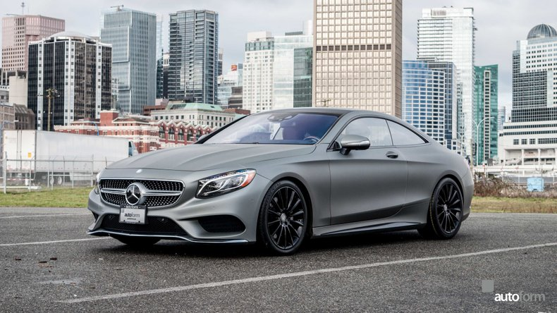 2016 Mercedes-Benz S550 4Matic For Sale