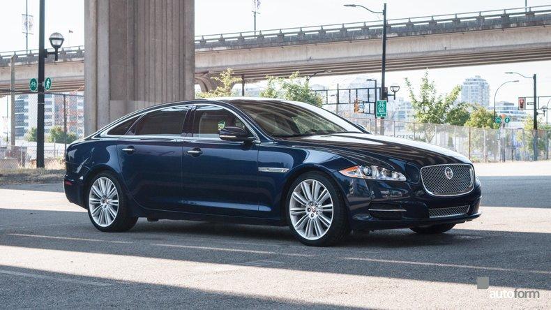 2015 Jaguar XJL For Sale