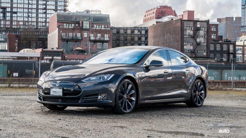 2015 Tesla Model S P85D For Sale