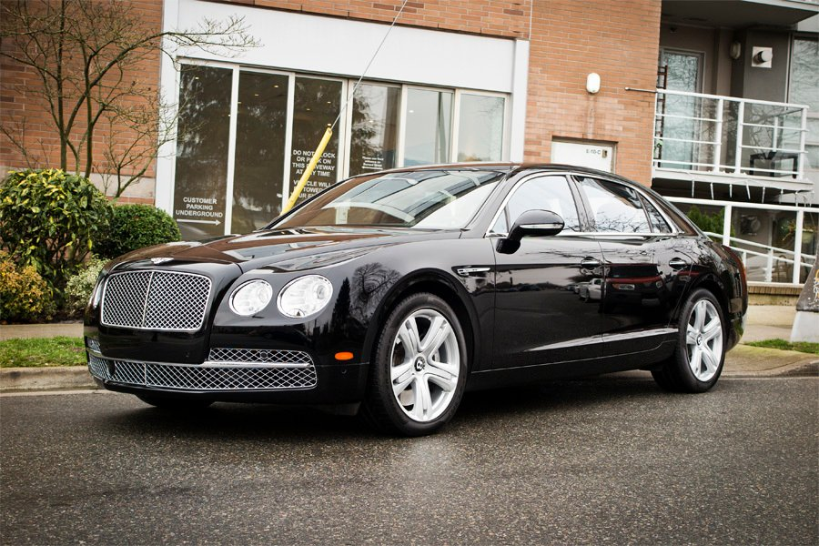 2014 bentley continental flying spur 4dr sdn