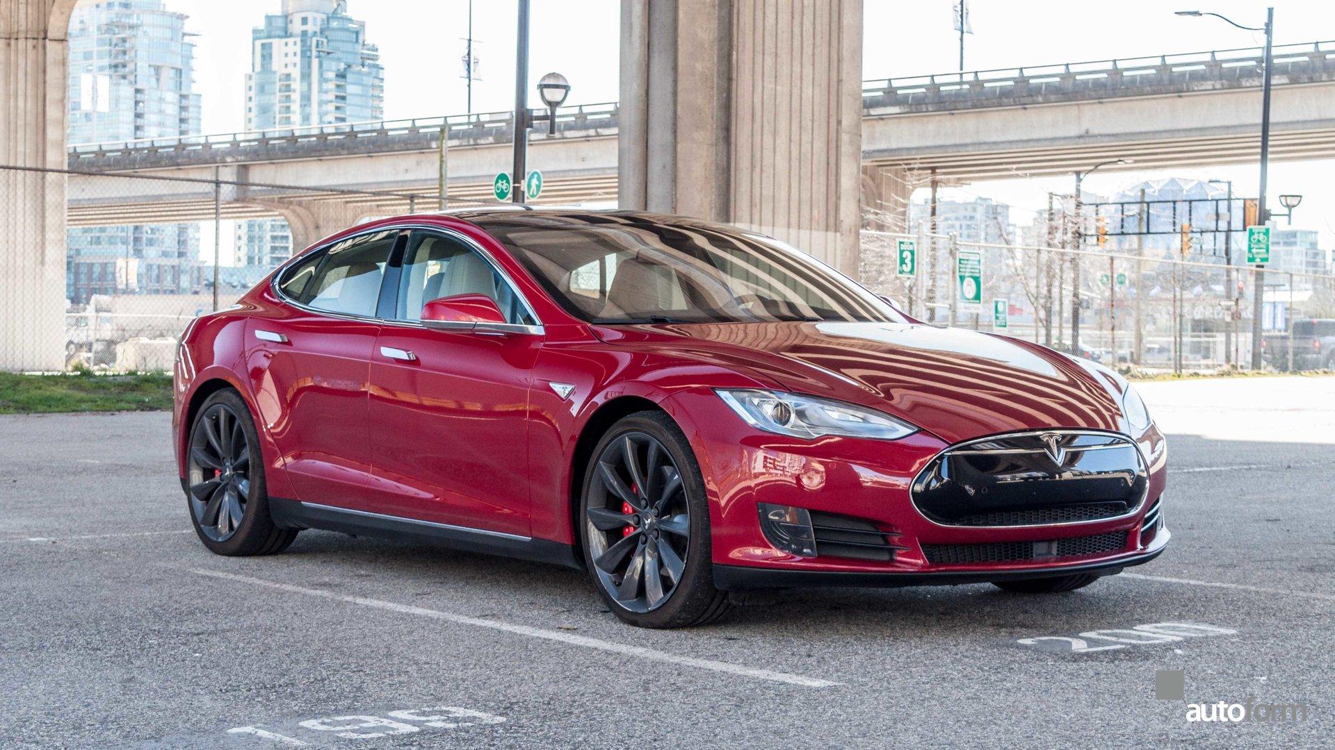 Tesla Model S P90D >> 2015 Tesla Model S P90d Autoform