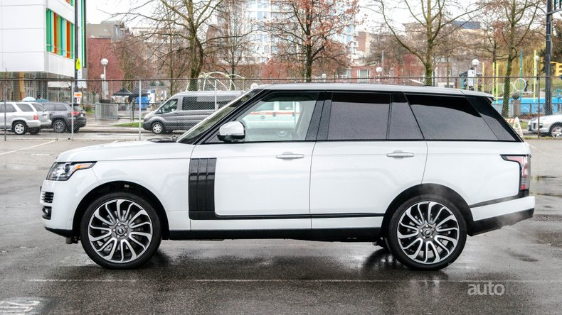 2014 Land Rover Range Rover Autobiography Supercharged