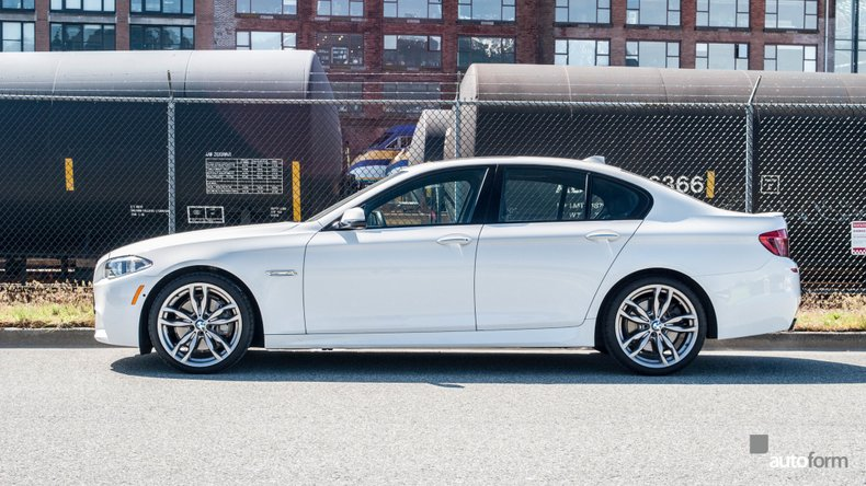 2016 BMW 550i M-Sport xDrive