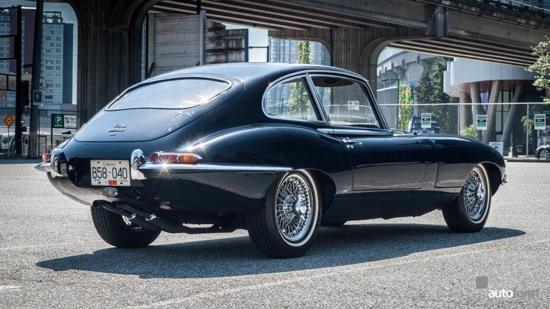 1966 Jaguar E-type Series I 2 + 2