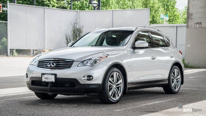 2015 INFINITI QX50 | PREMIUM | TECH Package