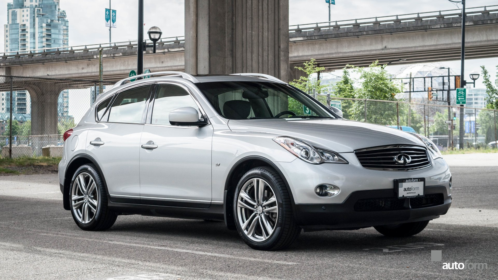 2015 infiniti qx50 premium tech package